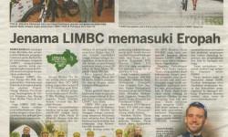 Kosmo – Jenama LIMBC memasuki Eropah