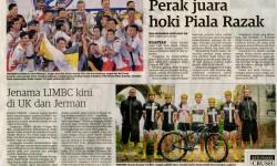 Utusan Malaysia – 16 September 2013 – Jenama LIMBC kini di UK dan Jerman
