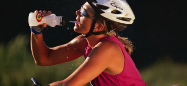 Stay Hydrated During MTB Ride