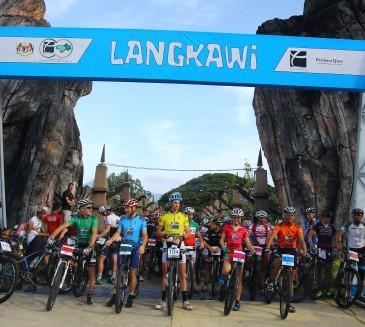 60 DAYS COUNTDOWN TO LANGKAWI'S MOST PRESTIGIOUS MOUNTAIN BIKE RACE – THE 2015 TRADEWINDS LIMBC