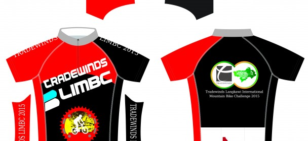 BE A PART OF THE TRADEWINDS LIMBC FUN RIDE JERSEY