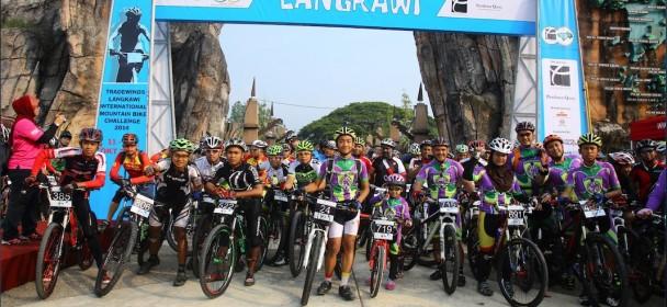 Tradewinds 兰卡威国际山地自行车挑战赛 2015